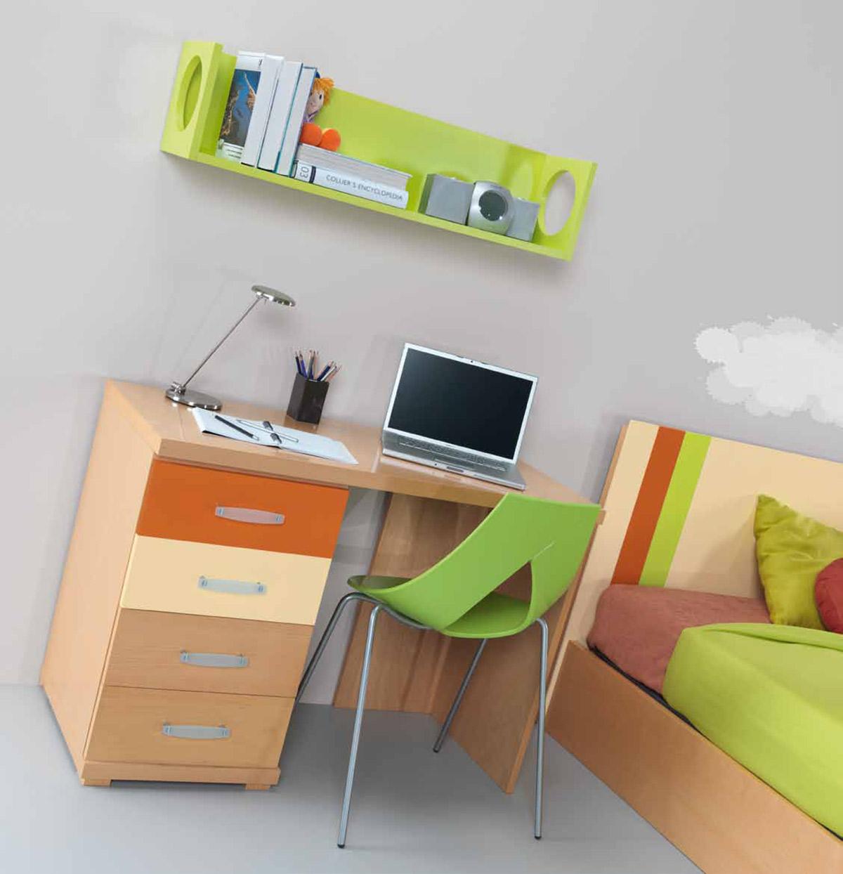 ns mobiliario linha kids concept ii 14 1 l m veis. Black Bedroom Furniture Sets. Home Design Ideas
