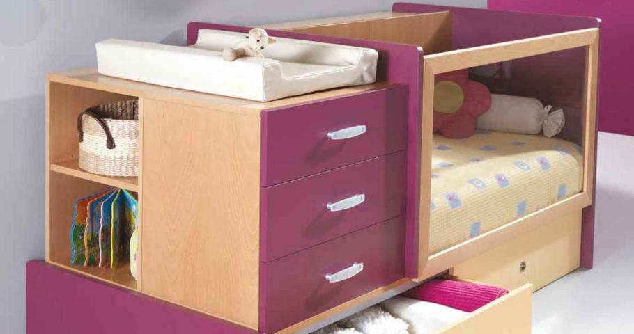 ns mobiliario linha kids concept ii 5 1 l m veis. Black Bedroom Furniture Sets. Home Design Ideas